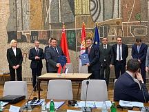 Руководство ОАО «Белшина» приняло участие в Сербско-Белорусском бизнес-форуме
